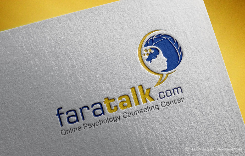 Fara Talk Logo Design