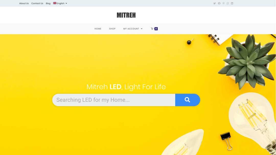 Mitreh Europe Online Store